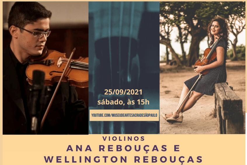 Tardes Musicais apresenta Mazas: Douze Petits Duos Opus 38