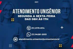 UniSênior: Universidade Sênior do UniSant'Anna
