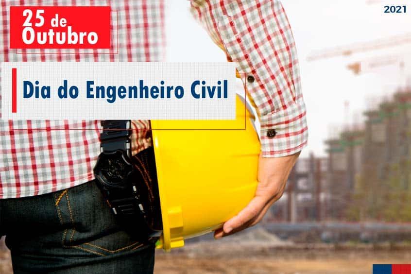 25 de Outubro: Dia do Engenheiro Civil