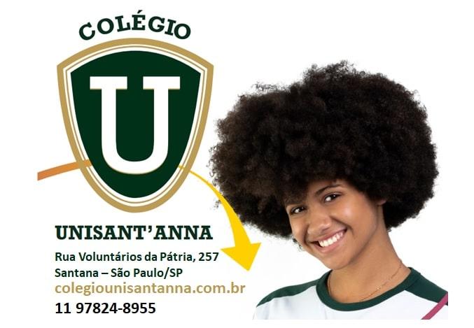 Conheça em primeira mão o Colégio UniSant'Anna