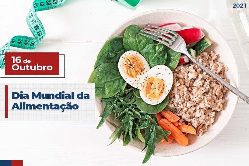 16 de Outubro: Dia do Mundial da Alimentação
