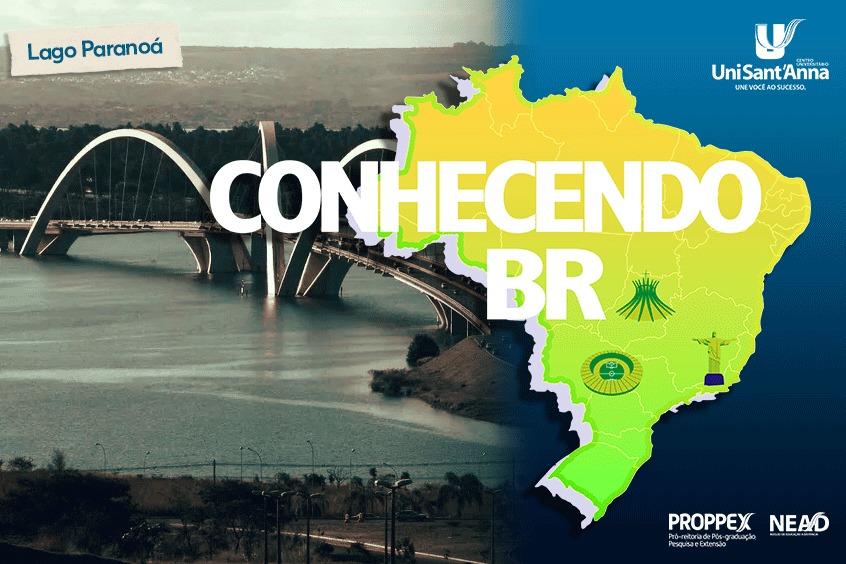 Conhecendo BR: Lago Paranoá