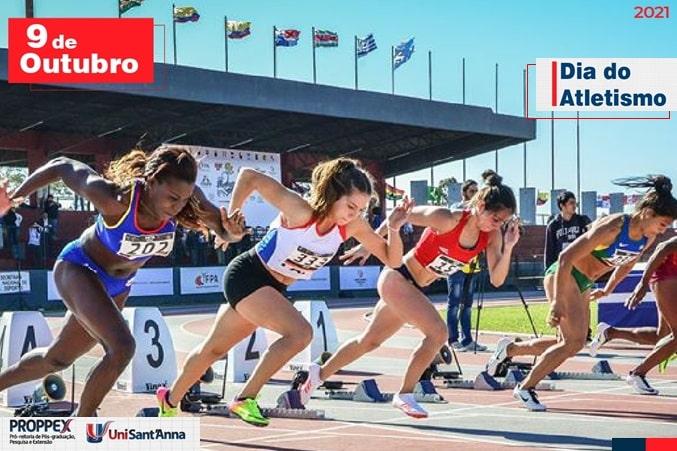 9 de Outubro: Dia do Atletismo