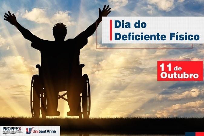 11 de Outubro: Dia do Deficiente Físico